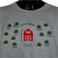 Grandparent Shirts