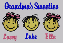Grandma's Sweeties Shirts