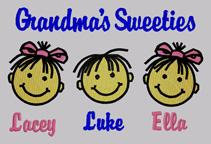 Grandma's Sweeties Shirts