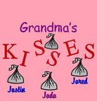Grandma's Kisses Shirts