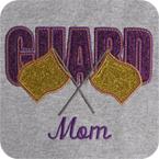 Guard Mom Glitter