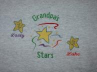 Grandpa's Stars Shirts