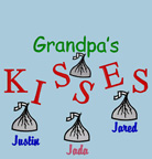Grandpa's Kisses Shirts